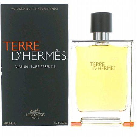 בושם לגבר הרמס טר דה הרמס Terre D Hermes (M)  EDP 200 ML