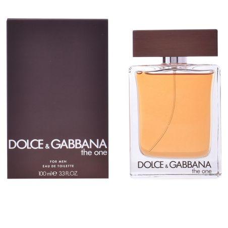 בושם לגבר דולצ'ה גבאנה דה וואן Dolce Gabbana THE ONE EDT 100 ML