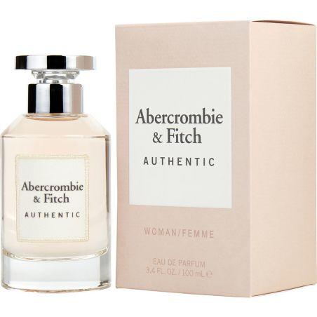בושם לאשה אברקרומבי אוטנטיק Abercrombie Fitch Authentic EDP 100 ML