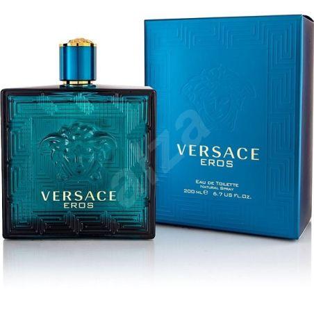 בושם לגבר ורסצ'ה ארוס Versace EROS (M) EDT 200 ML