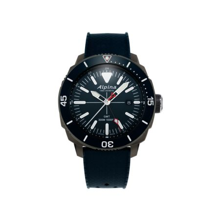 SEASTRONG DIVER GMT BLUE AL-247LNN4TV6