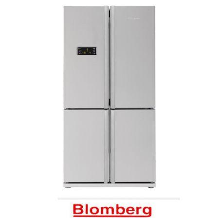 מקרר 4 דלתות בלומברג Blomberg KQD1611IX 522 ליטר
