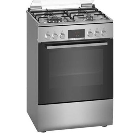 תנור משולב כיריים בוש Bosch HXR39IH50Y