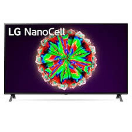 טלוויזיה חכמה 55 LG NANO CELL דגם 55NANO80