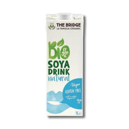 חלב סויה ללא סוכר