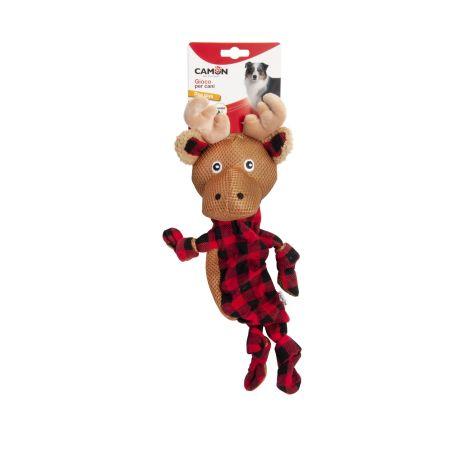 צעצוע בד מצפצף בצורת אייל