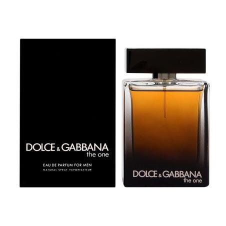 בושם לגבר דולצ'ה גבאנה דה וואן Dolce Gabbana THE ONE EDP 100 ML