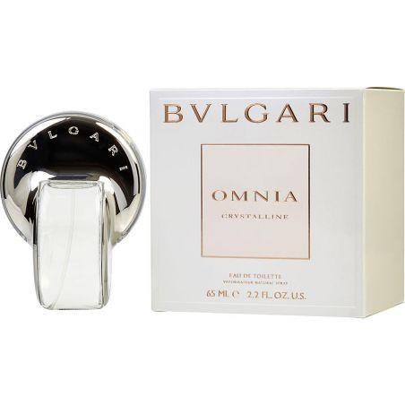 בושם לאשה בולגרי אומניה קריסטליין Bvlgari OMNIA CRYSTALLINE (W) EDT 65 ML