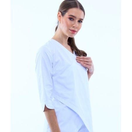 Scrubs set for women White 40187