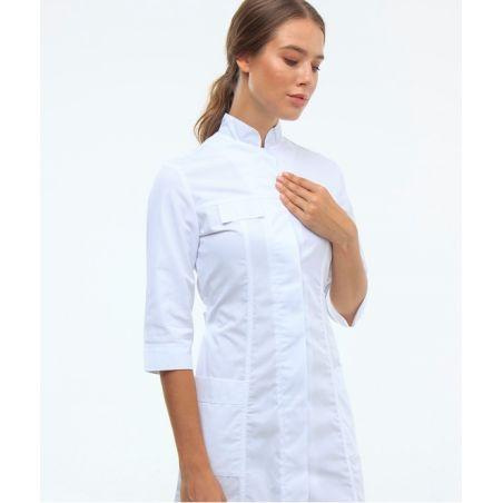 Scrubs gown for women White 105