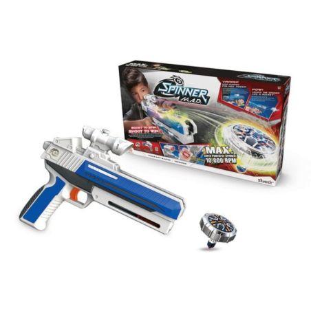 אקדח ספינר M.A.D עם ספידומטר - הספינר הכי מהיר בעולם
