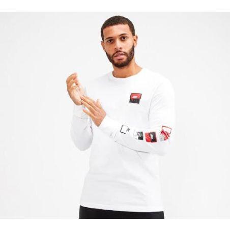 חולצת נייק לגברים   Nike Polares Sportswear Long-Sleeve T-Shirt