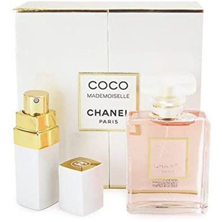 בושם לאשה סט שאנל מדמואזל CHANEL Coco Mademoiselle Luxury Giftset EDP 50ml