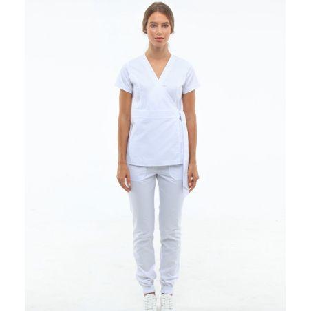 Scrubs set for women White 2889