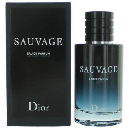 בושם לגבר דיור סוואג' Dior Sauvage (M) EDP 100 ML