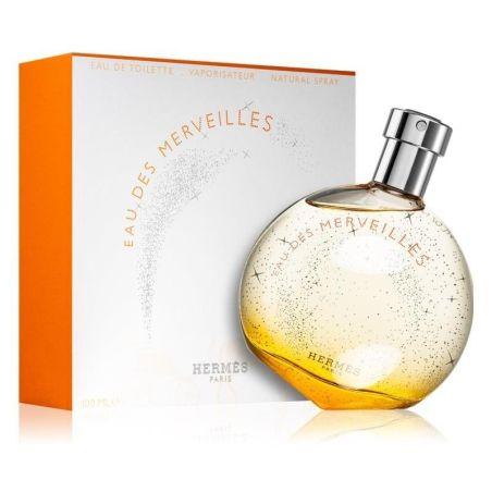 בושם לאשה הרמס או דה מרוויל Hermes Eau Des Merveilles (W) EDT 100 ML