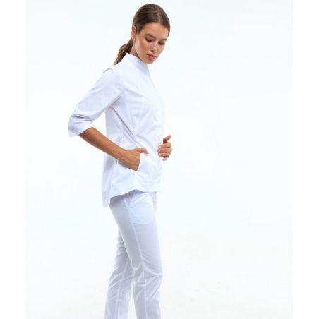 Scrubs set for women White 13587