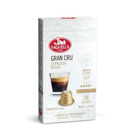 קפסולות קפה סקואלה גראן קרו