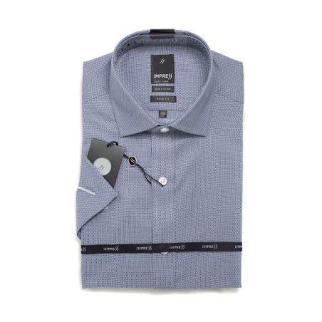 חולצה אימפרס 75 שרוול ארוך גזרה רגילה עם כיס