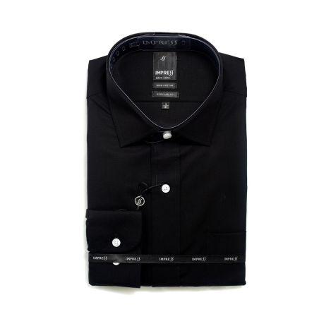 חולצה אימפרס  סטרץ' 79 שרוול ארוך גזרה רגילה עם כיס