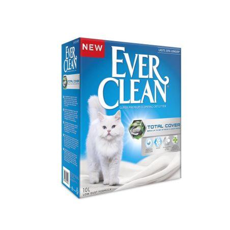 חול אבר קלין לבן - טוטאל קאבר TOTAL COVER ever clean