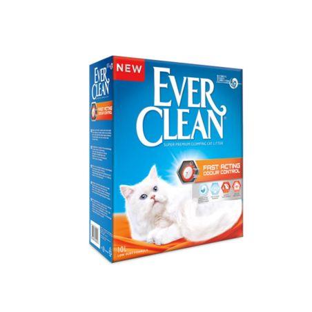 חול אבר קלין כתום - נטרול ריחות מהיר- ever clean