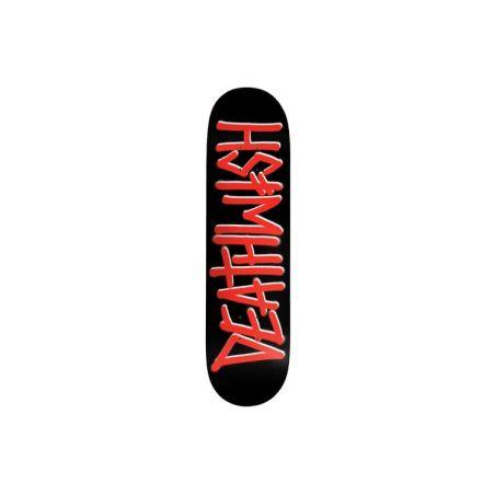 Deathwish - קרש לסקייטבורד במידה 8.25