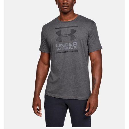 חולצת אנדר ארמור גברים | Under Armour GL Foundation Short Sleeve T-Shirt