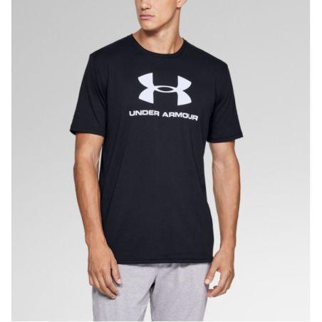 חולצת אנדר ארמור גברים | Under Armour Sportstyle Logo Graphic T-Shirt