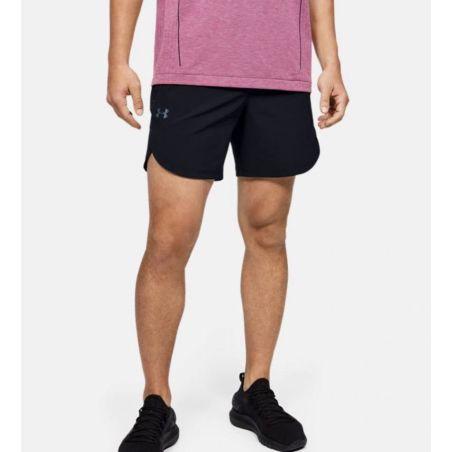 שורט אנדר ארמור גברים    Under Armour Stretch Woven Shorts