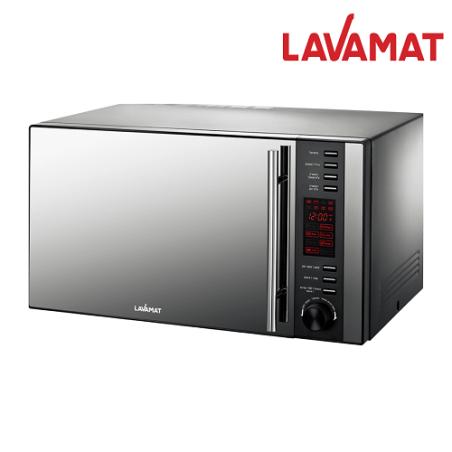 מיקרוגל דיגיטלי וגריל 25 ליטר LAVAMAT דגם: LVM-AG925