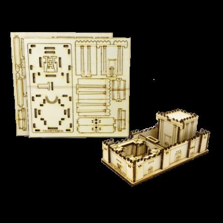 ערכה לבניית דגם בית המקדש