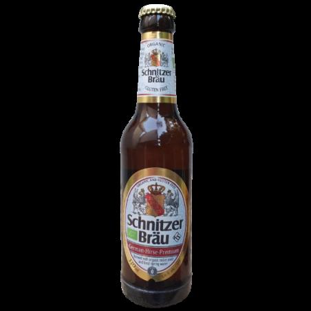 בירה שניצר ללא גלוטן 330מ'ל