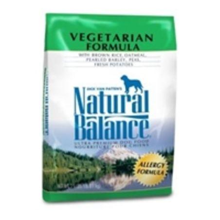 נטורל באלנס טבעוני - Natural Balance Vegetarian