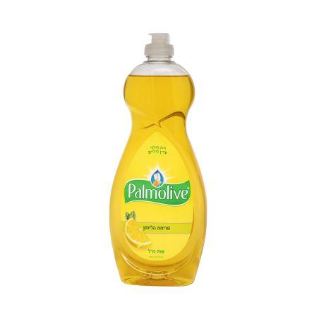 פלמוליב נוזל כלים פריחת הלימון 750 מ
