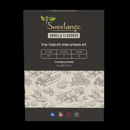 אבקת ממתיק בטעם וניל סוויטאנגו 100 גרם