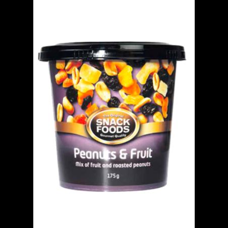 בוטנים בתערובת פירות מתוקים