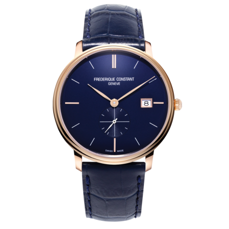 FREDERIQUE CONSTANT SLIMLINE GENTS SMALL SECONDS FC-245N5S4