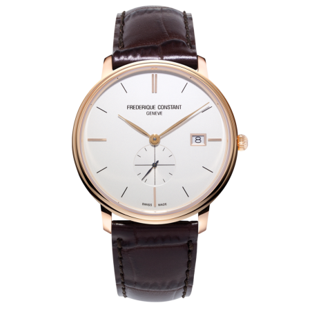 FREDERIQUE CONSTANT SLIMLINE GENTS SMALL SECONDS FC-245V5S4
