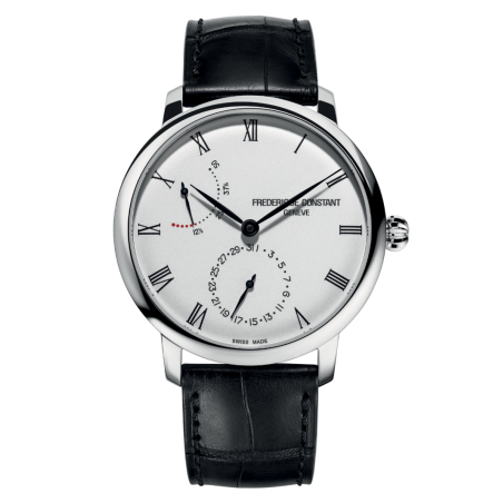 SLIMLINE POWER RESERVE MANUFACTURE FC-723WR3S6