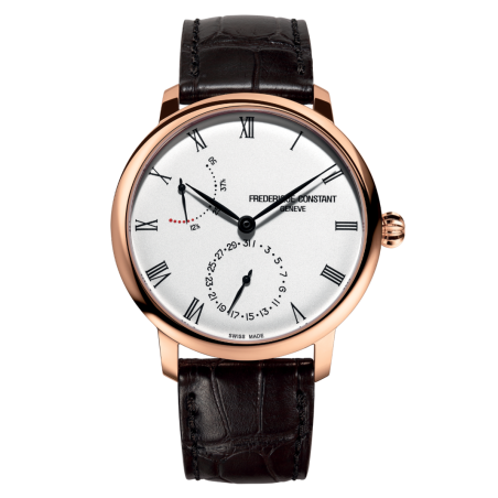SLIMLINE POWER RESERVE MANUFACTURE FC-723WR3S4