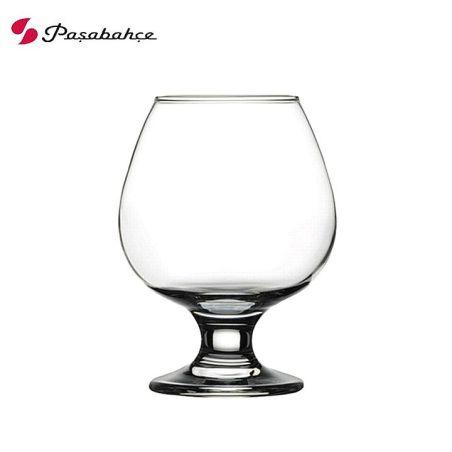 כוס סניפטר (קוניאק) קריסטל 370 מ'ל - 2 יחידות