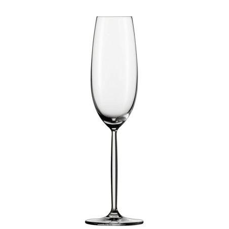 כוס שמפנייה בוהם קריסטל 220 מ'ל - 2 יחידות