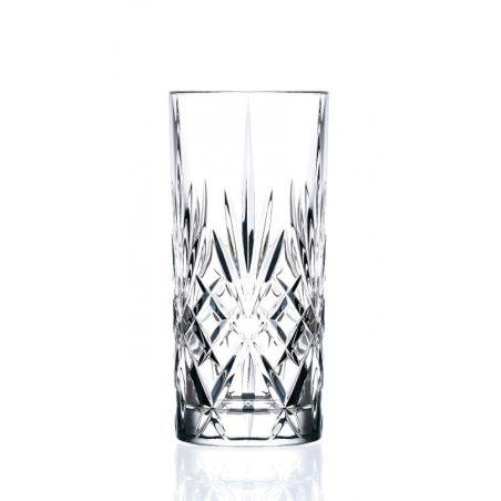 כוס היי בול (גבוהה) קריסטל 390 מ'ל - 2 יחידות