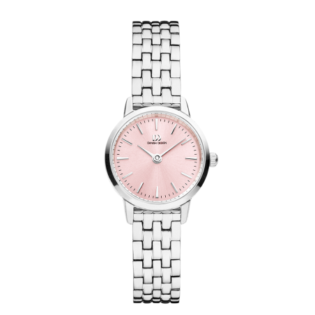 Akilia Mini Link Silver Pink