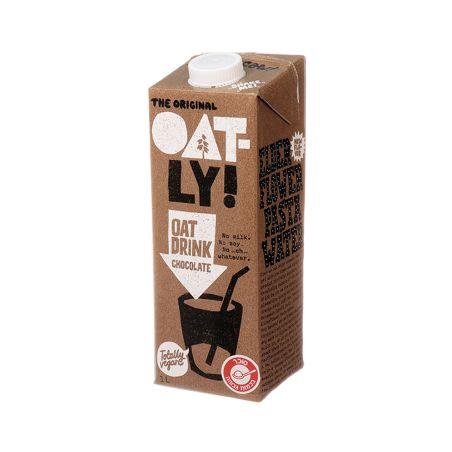 אוטלי משקה שיבולת שועל בטעם שוקולד 1 ליטר
