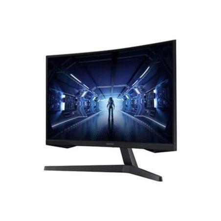 מסך מחשב QHD Samsung C27G55TQWM סמסונג