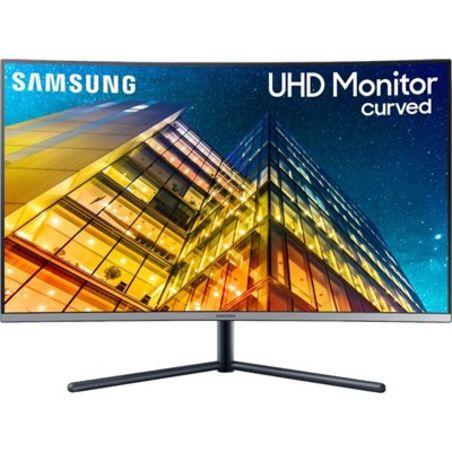 מסך מחשב Samsung U32R590CWM 32 אינטש 4K סמסונג