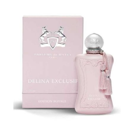 בושם לאשה פרפיום דה מרלי דלינה אקסלוסיב Parfums De Marly Delina Exclusif (W) EDP 75 ML