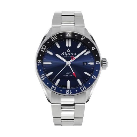 AL-247NB4E6B ALPINER QUARTZ GMT
